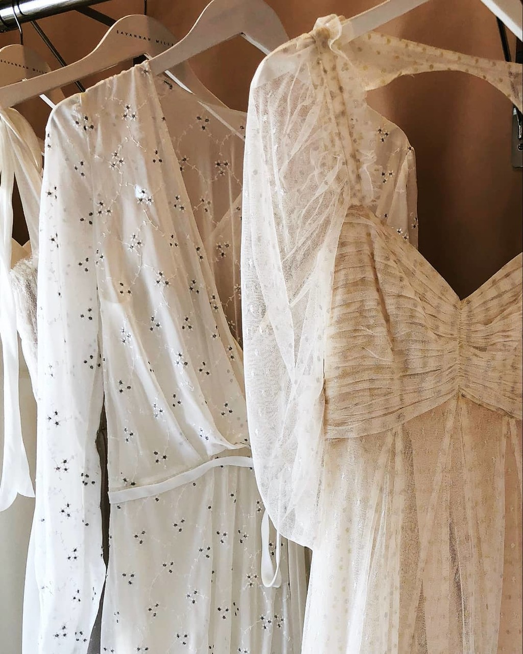 Finding the right wedding dress is not as simple as people think, but our stylists want to guide you to THE gown. We'll help you