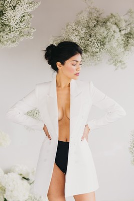 Modern Bridal Style Ideas That Are Sexy and Chic