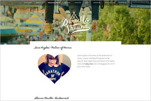 Be Wowed With Your Wedding Website From Squarespace
