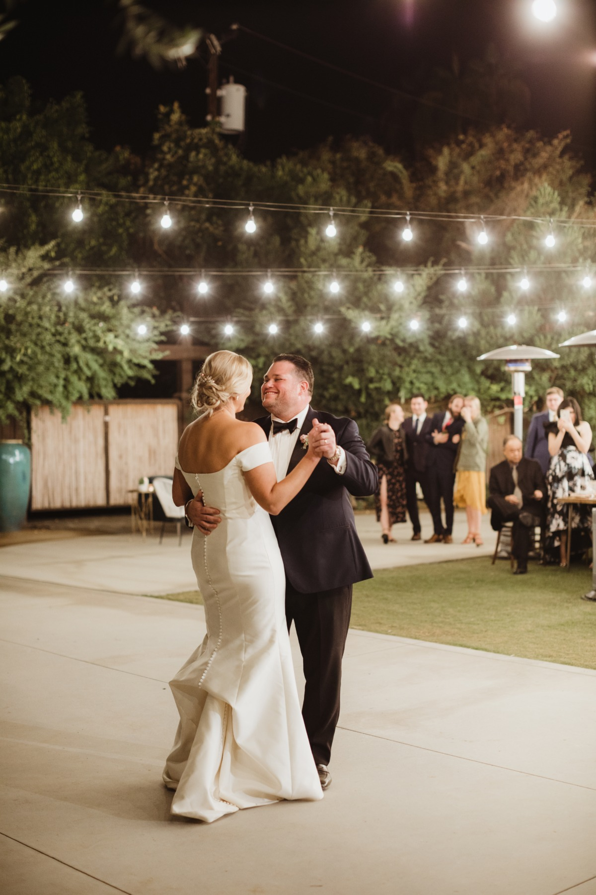 Cute first dance