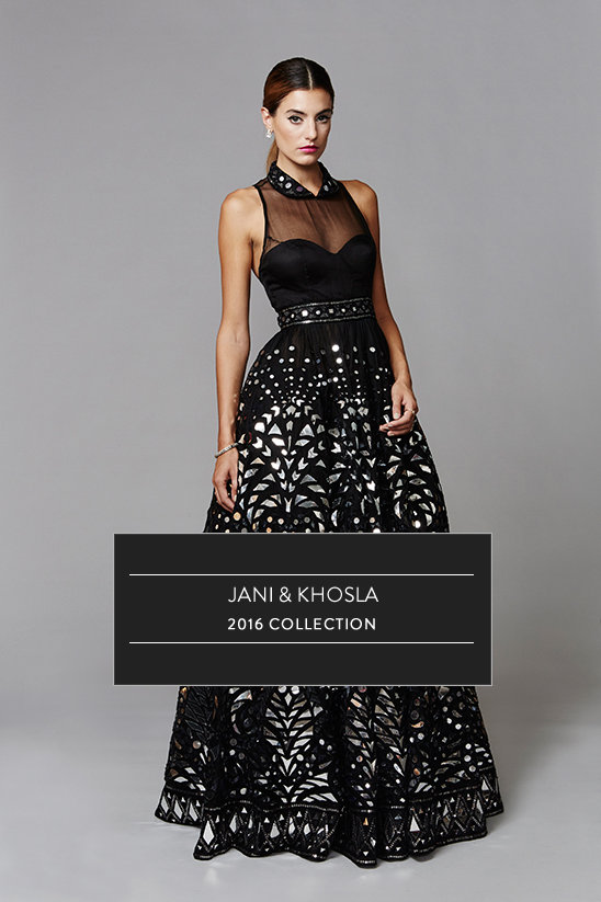 Jani & Khosla 2016 Collection