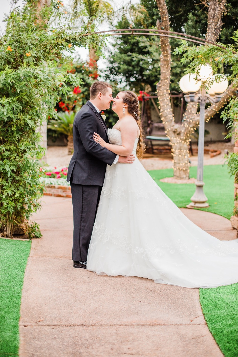 Brenna and Andrew Wedding Photo