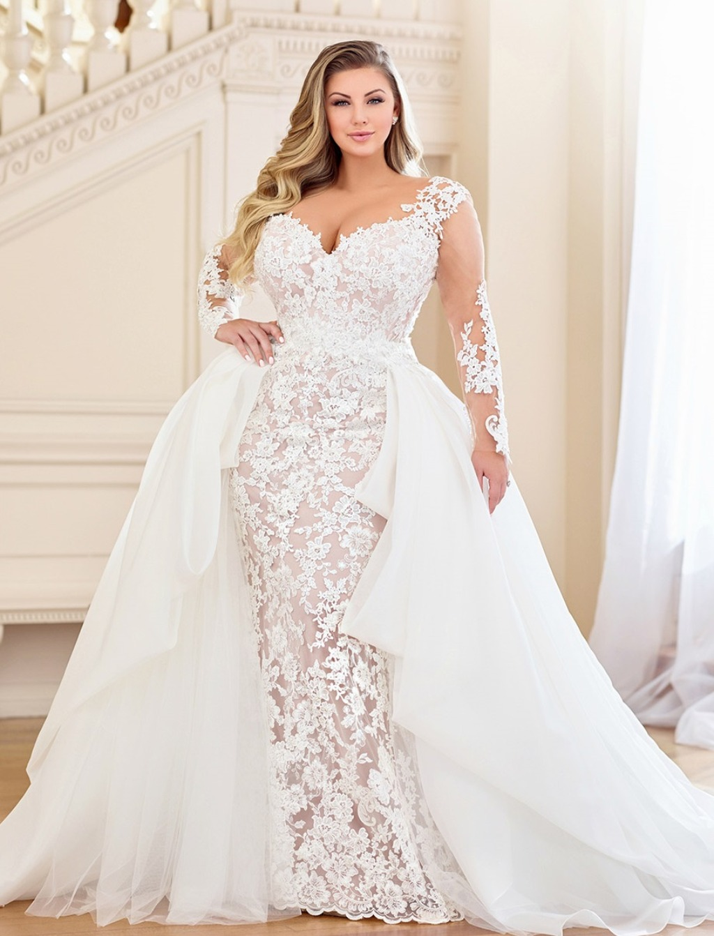 Martin Thornburg Bridal Trunk Show- For The Curvy Bride