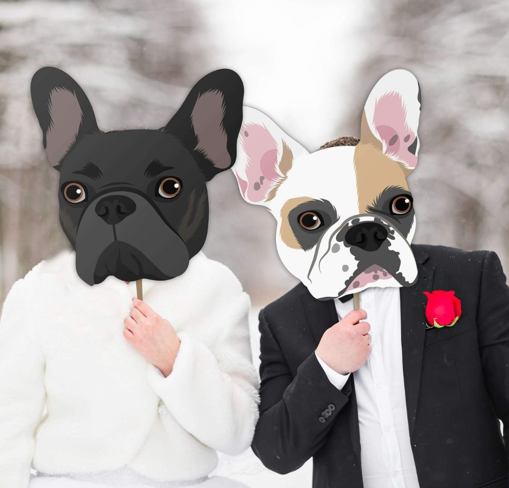 We LOVE coming up with new and exciting ways to use your portraits and pet portraits!! These Big Head Pet Portrait Photo Props feature