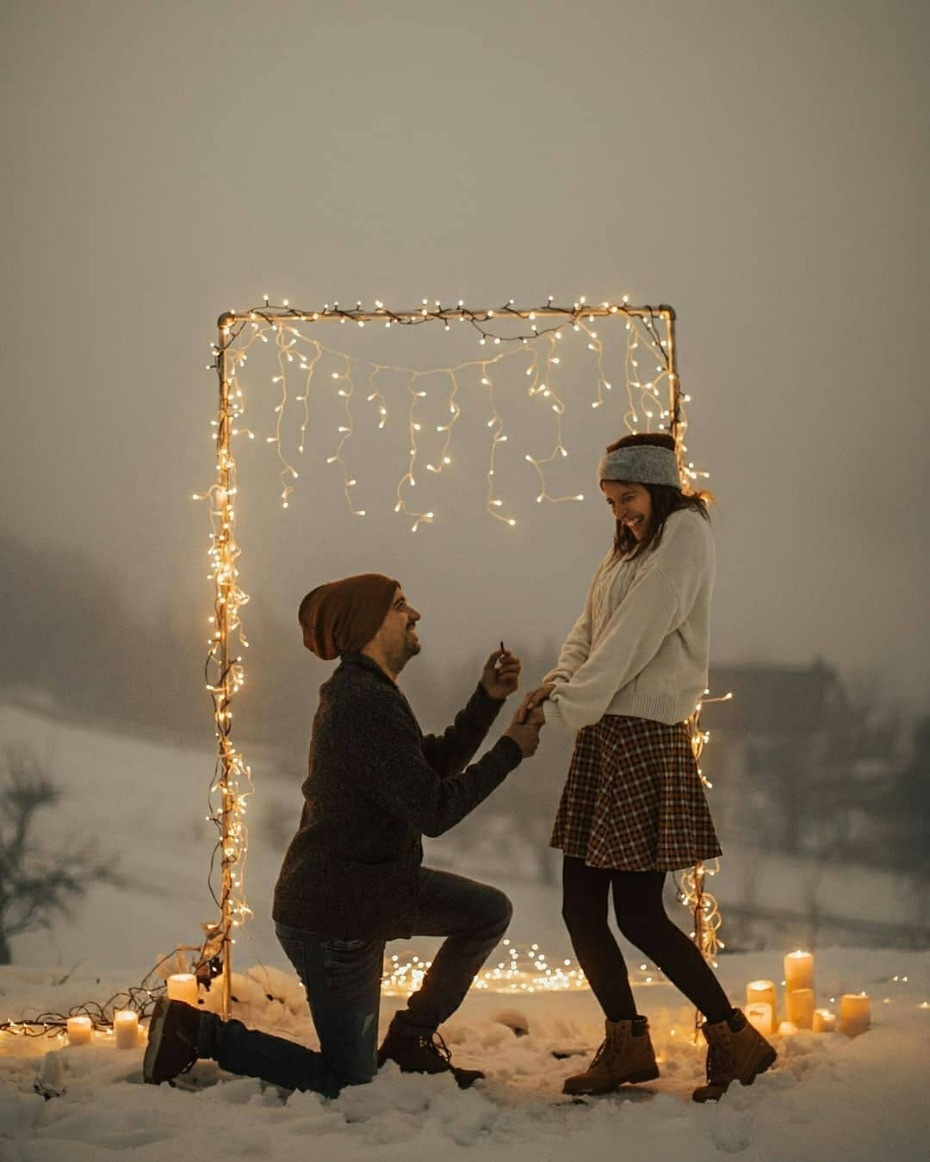 Epic Proposal Shot