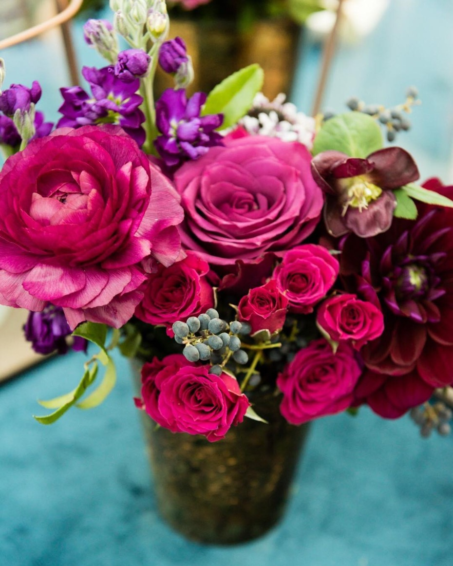 Non-Basic Ways to Do Valentine's Day Flowers This Year