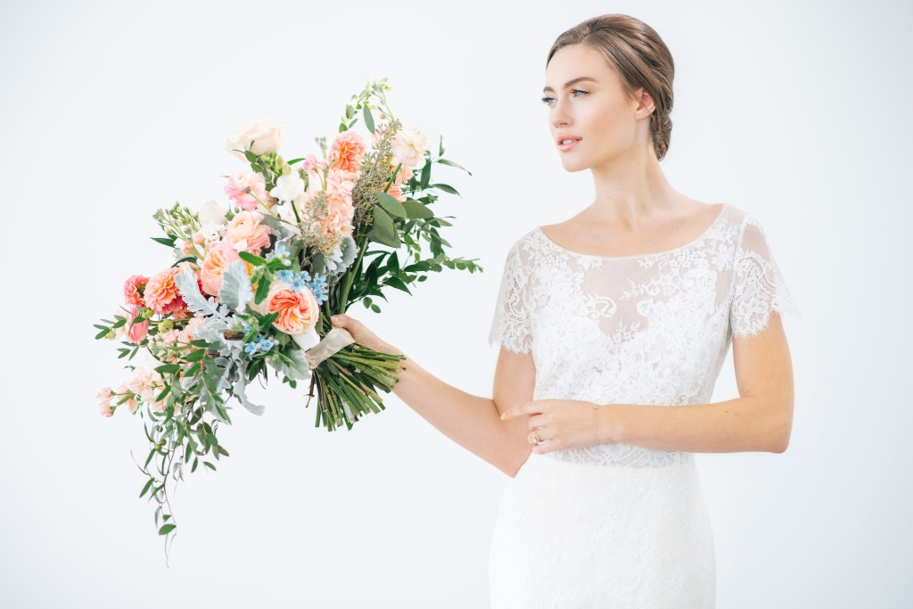 MODERN BRIDAL STYLE EDITORIAL