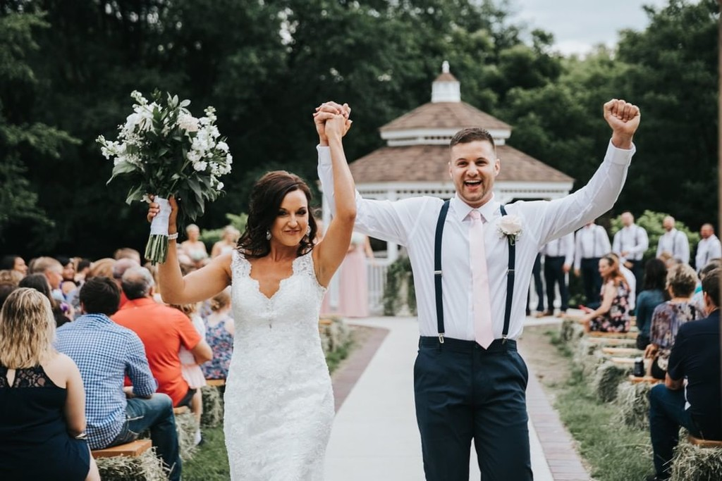 This will forever be my favorite recessional! SO HAPPY. Aggggh. <3 CDWfavs2018