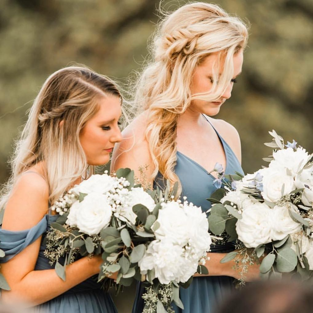 Forever by the best bridesbabes' sides.💙 #ShopRevery