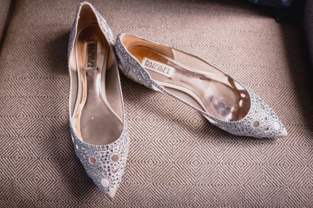 wedding flats for the bride