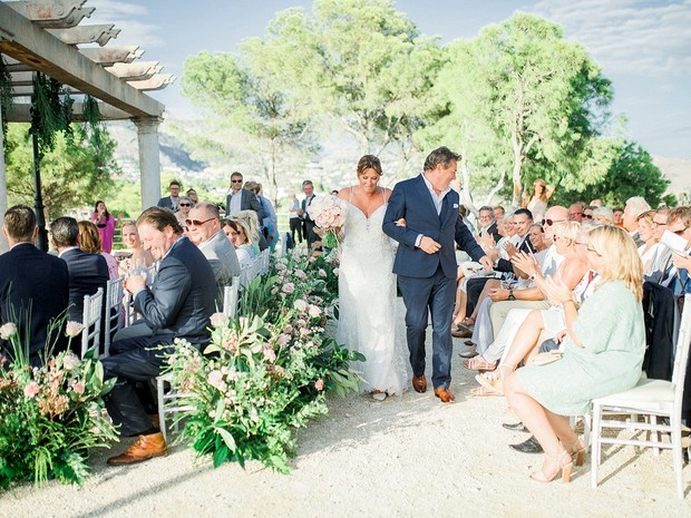 just married in Spain