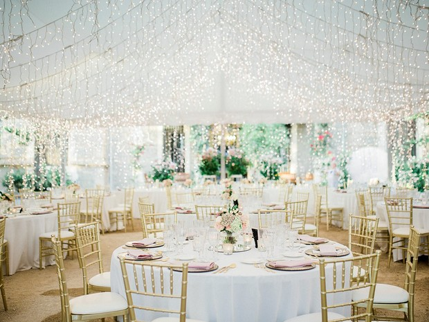 wedding lighting goals