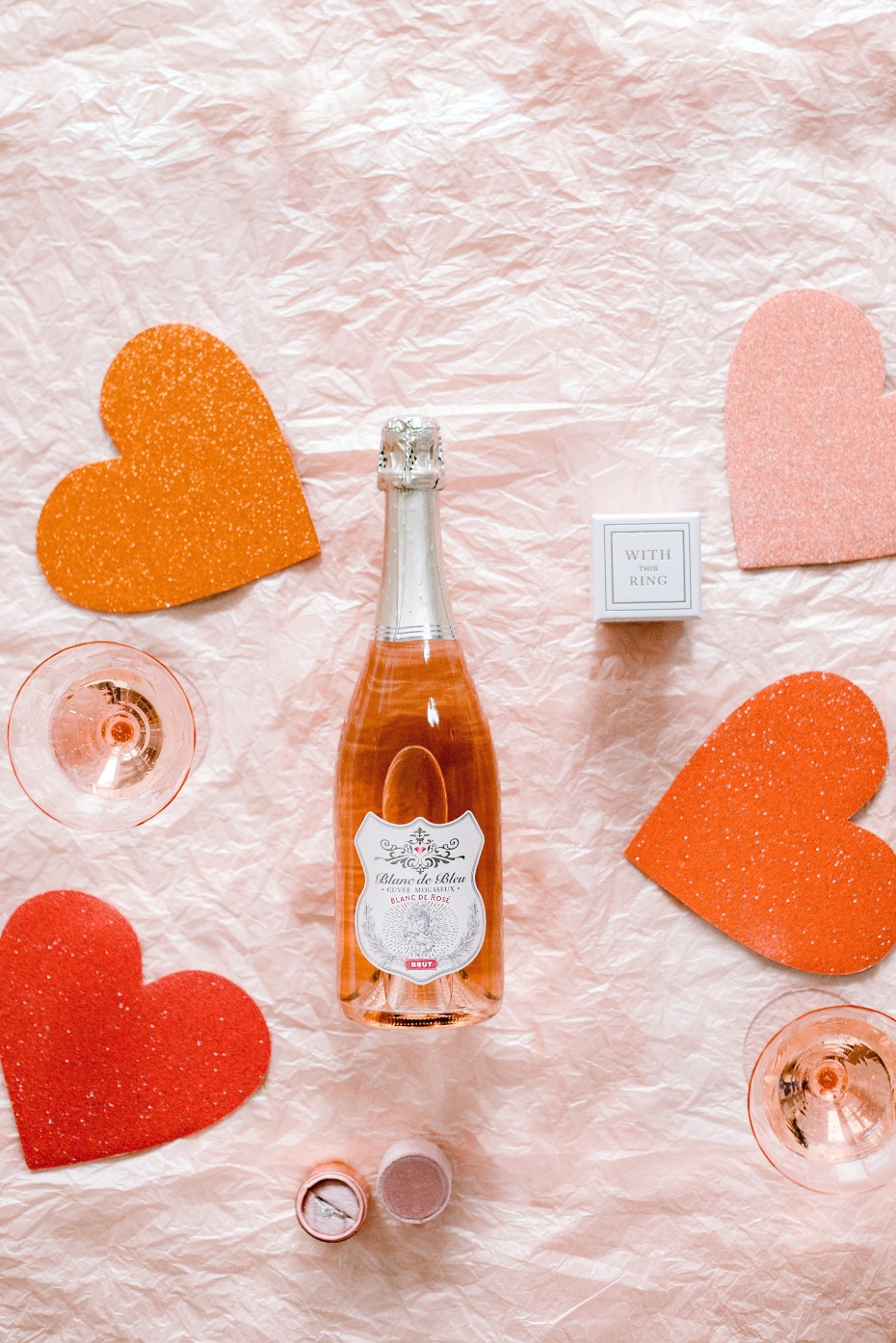 4 Reasons Blanc de Bleu's Rosé Is Perfect for V-Day