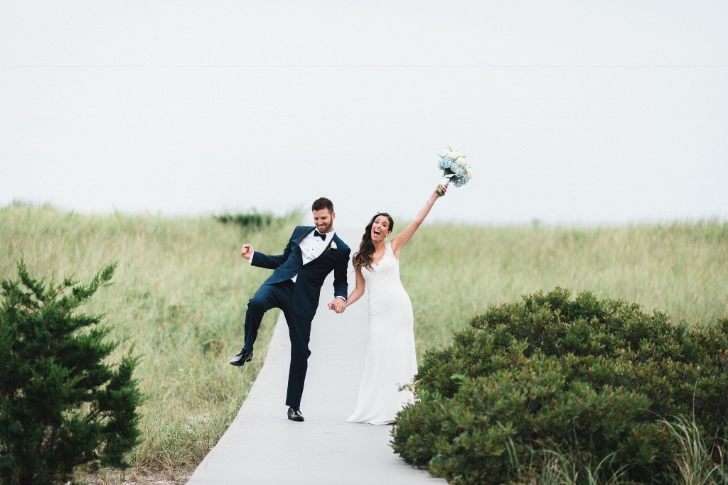 this is exactly how you should feel after you tie the knot!