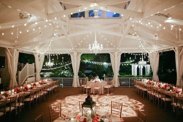 Great news! CJ's Off the Square has been selected by WeddingWire.com as one of the top 20 garden wedding venues in the United States