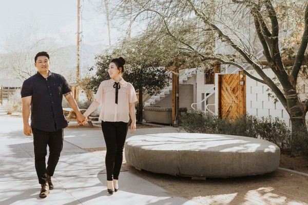How To Have A Fab And Fun Engagement Shoot