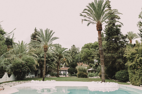 Natural Summer Destination Wedding in Spain