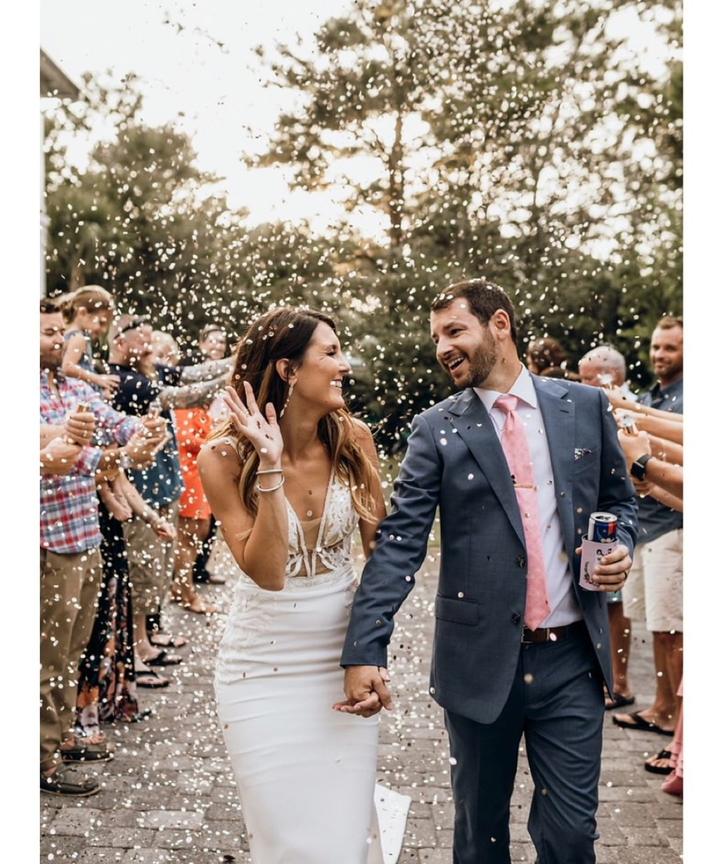 "If Instagram were a dictionary, this would be the definition of ""Wedded Bliss""! 🙌💞"