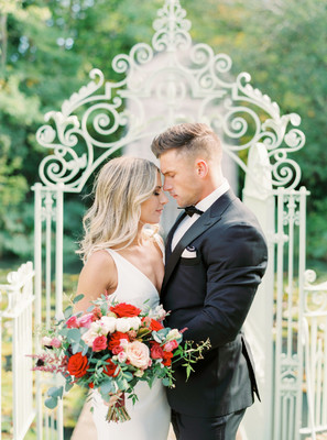 We Can't Help But Love this Romantic Wedding in Ireland