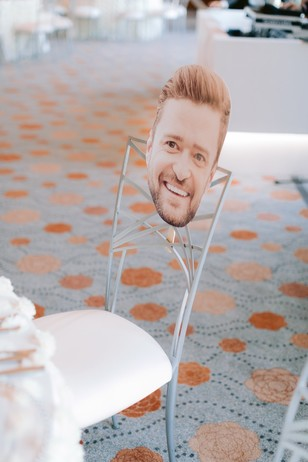 Justin Timberlake special guest