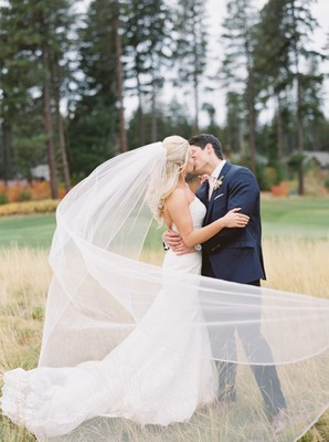 Gorgeous Fall September Wedding in the Pacific Northwest