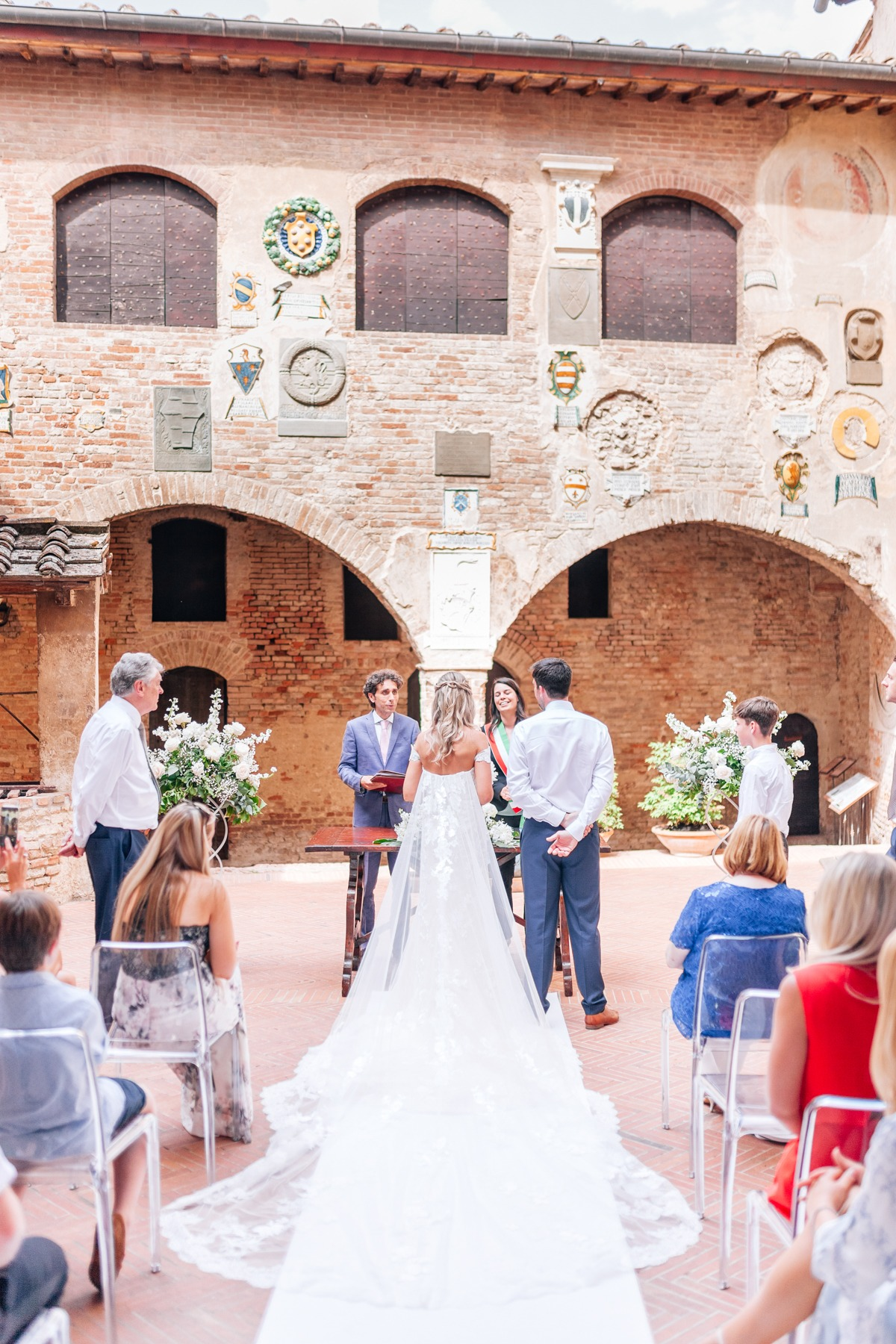 saying I do in Italy