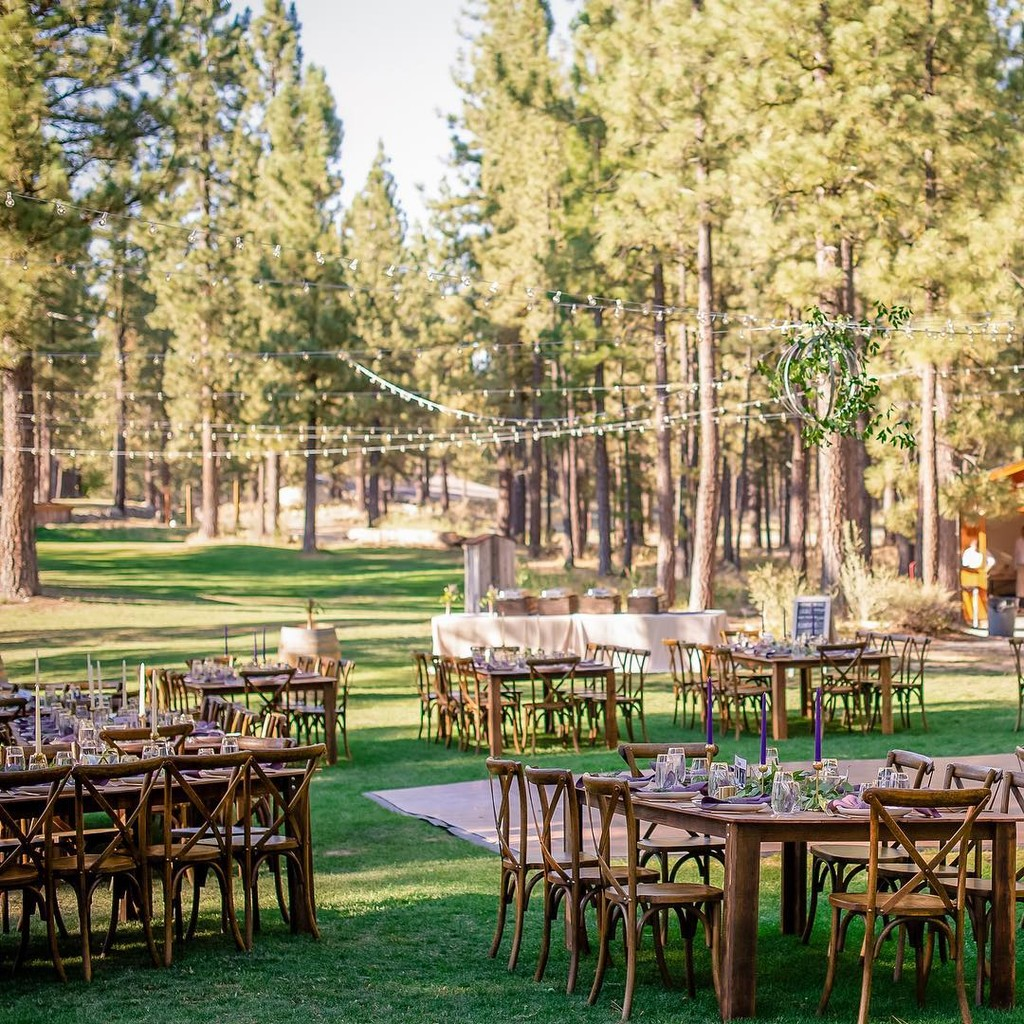 Welcome to your own private wedding oasis. -