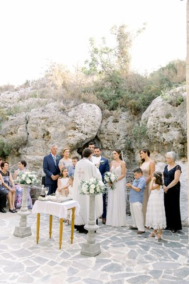 How to Have a Classic and Modern Greek Wedding