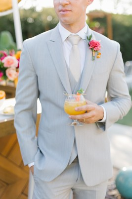 That Chic 70s Wedding Inspiration at The Ruby Street in Los Angeles