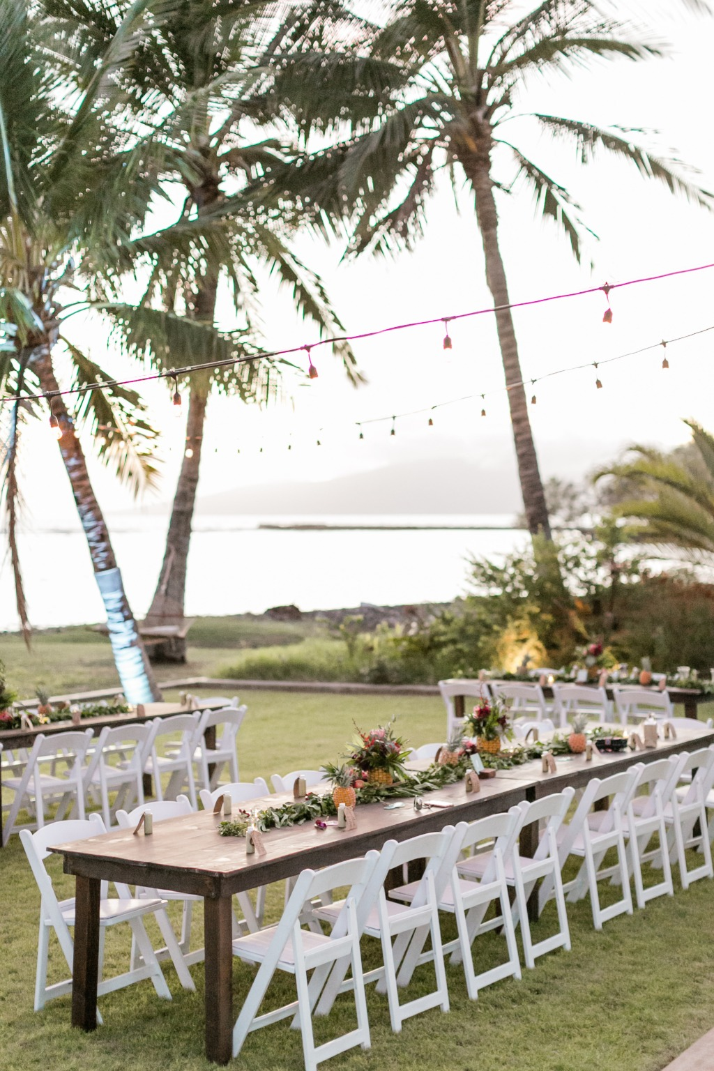 Photo by Caitlin Cathey Photography | Maui Wedding Photographer | Maui Weddings | Luxury Hawaiian Wedding | Bride and Groom First Dance