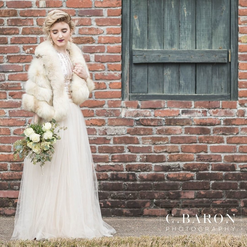Winter Bridal Sessions always steal my heart!