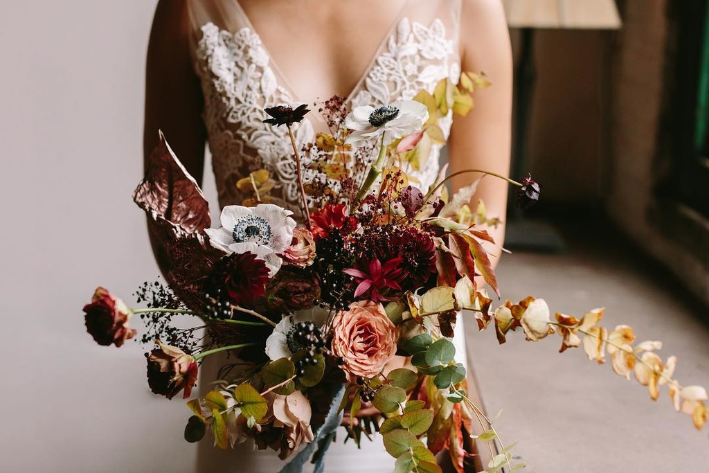 This bouquet was an absolute dream to photograph!