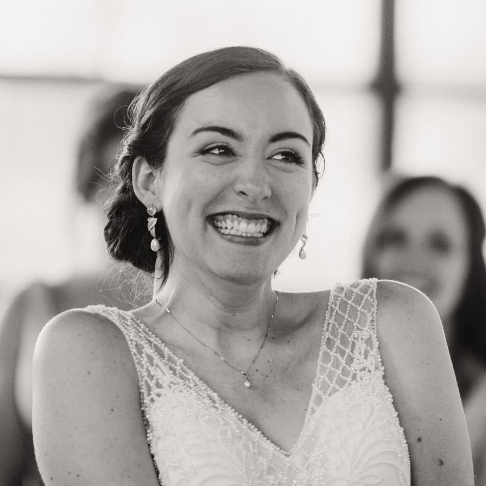 TFW you're newly married and you're so happy you think your smile might break 😁