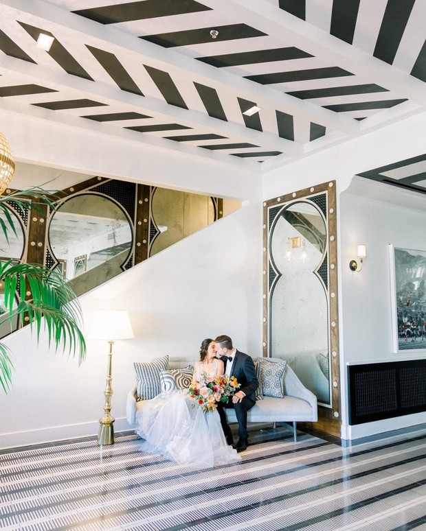 Why Your Wedding at Hotel Californian Will Be a Total Blast