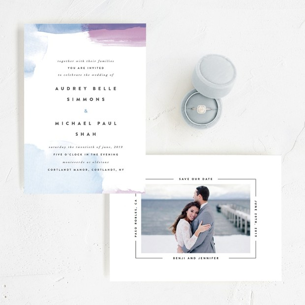 It's a Sign: Wedding Stationery Ideas Based on Astrology