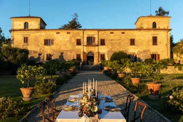 Wedding ideas from Tuscany