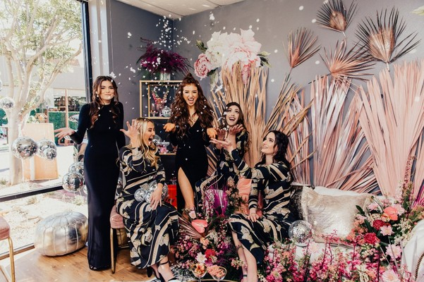 This Trendy Wedding Shoot is Overflowing with Style Inspiration