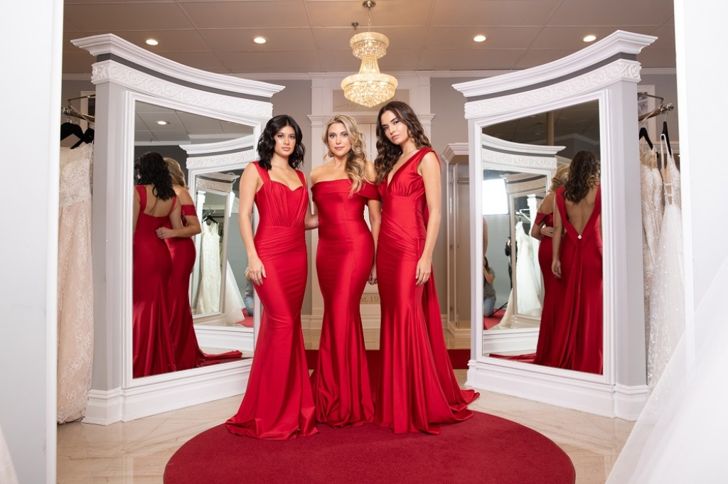 ra·di·ance by Bridal Reflections Bridesmaids Trunk Show