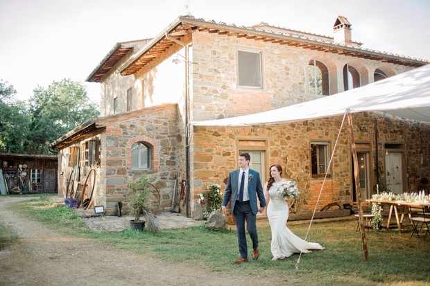 Tuscany Villa wedding venue