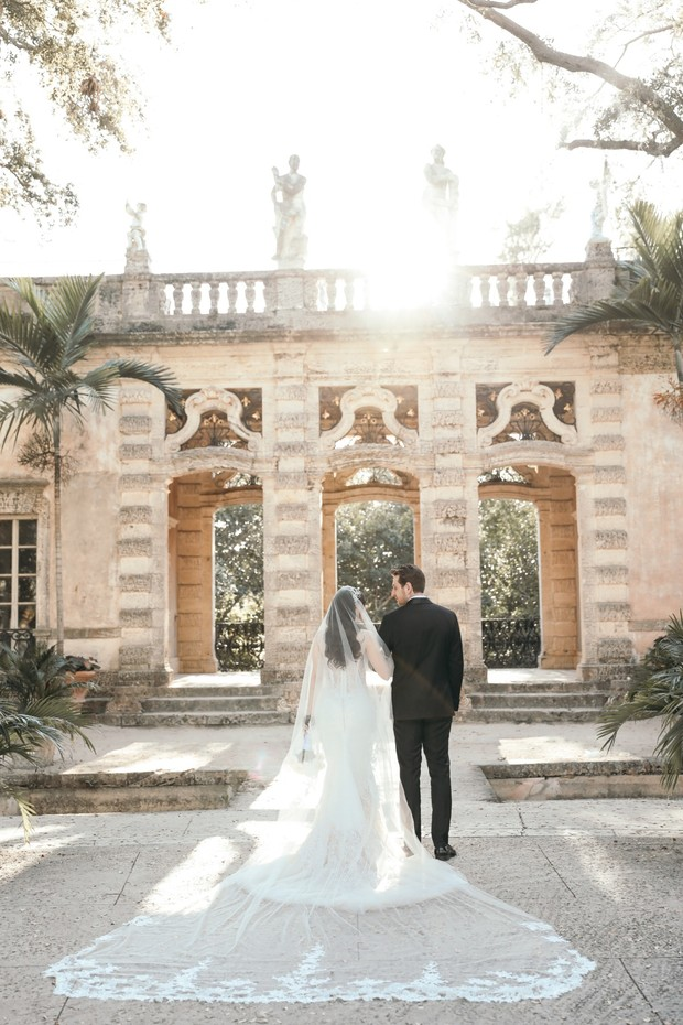 Luxury dream wedding