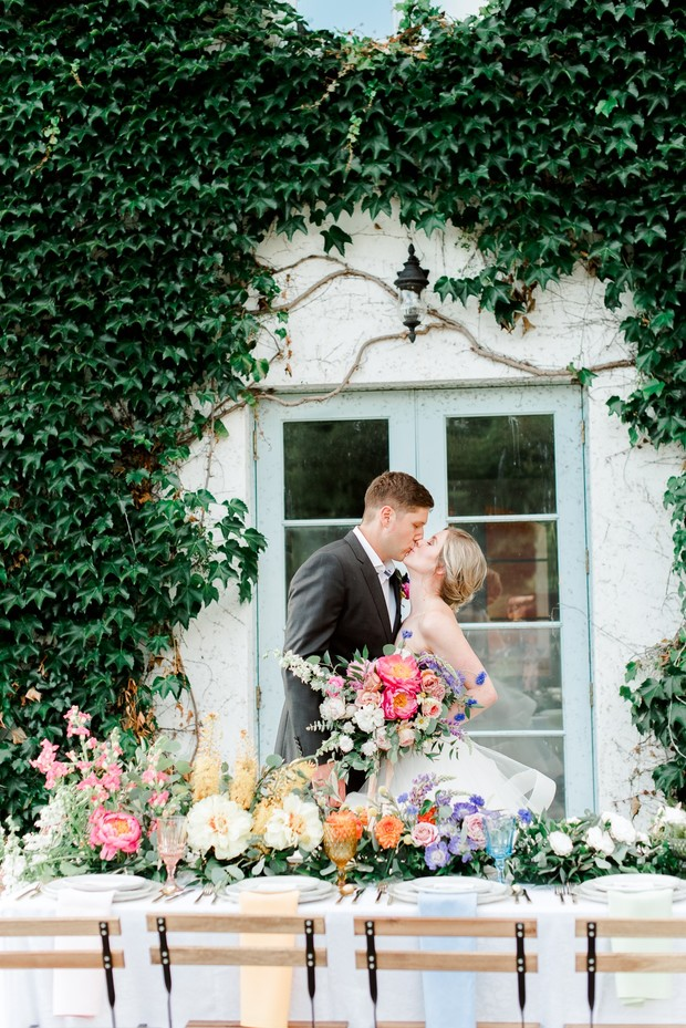 lush garden wedding ideas