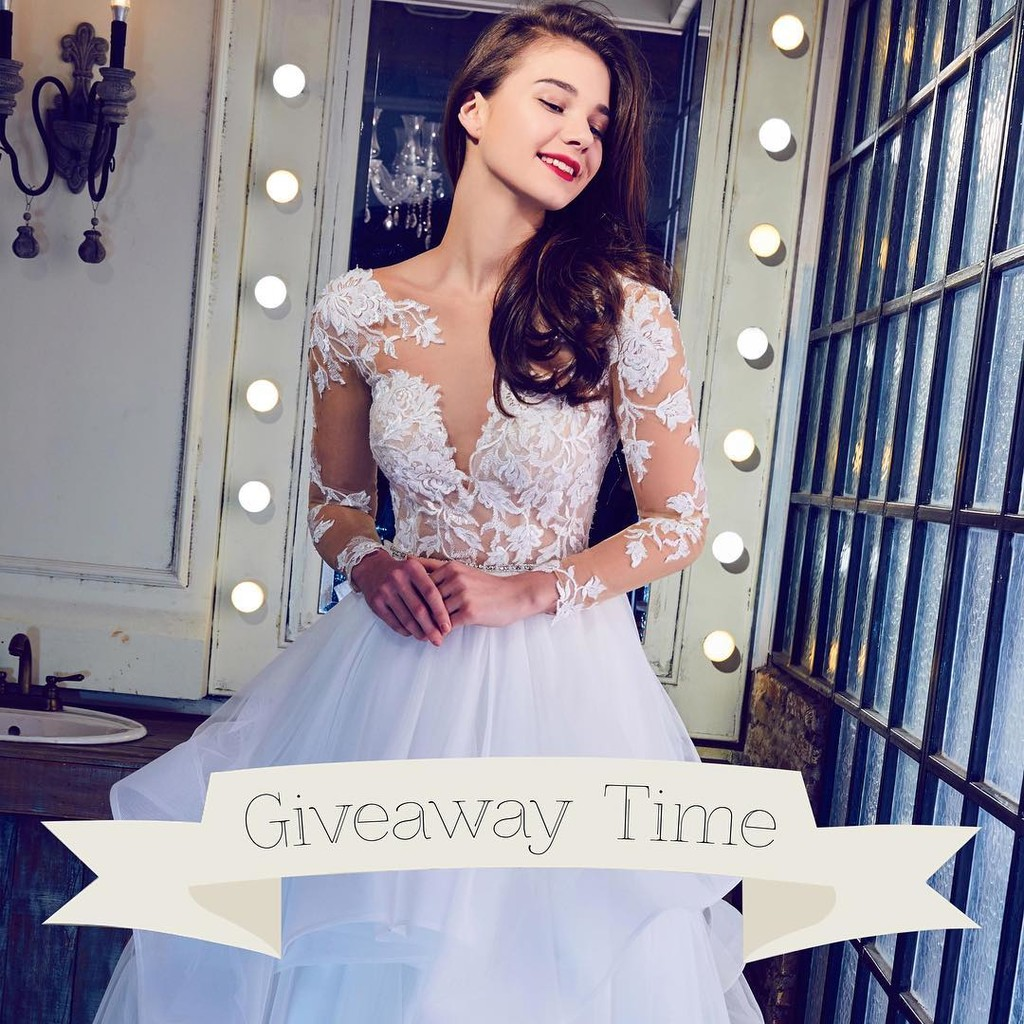 🌟 One more week to enter the L'amour by Calla Blanche Dress Giveaway! 🌟