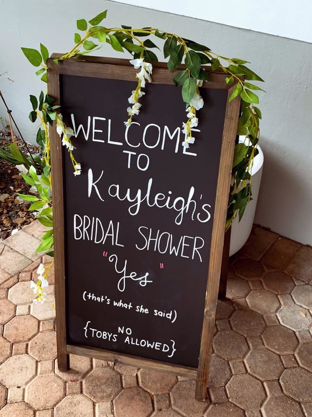 This Is Exactly How You Plan An Office-Themed Bridal Shower