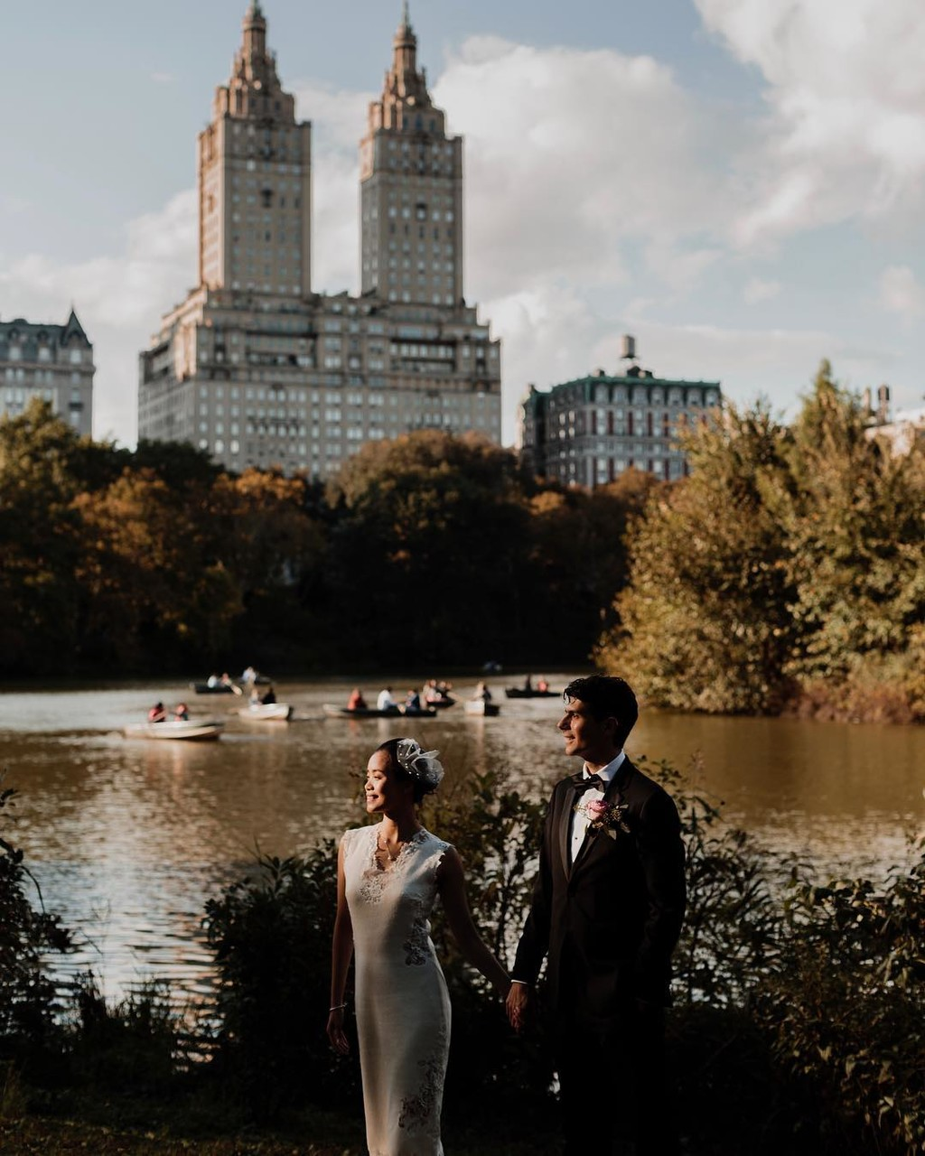 Back in New York and I can't believe 2019 is just a few days away! One of my favorite things this year was photographing elopements