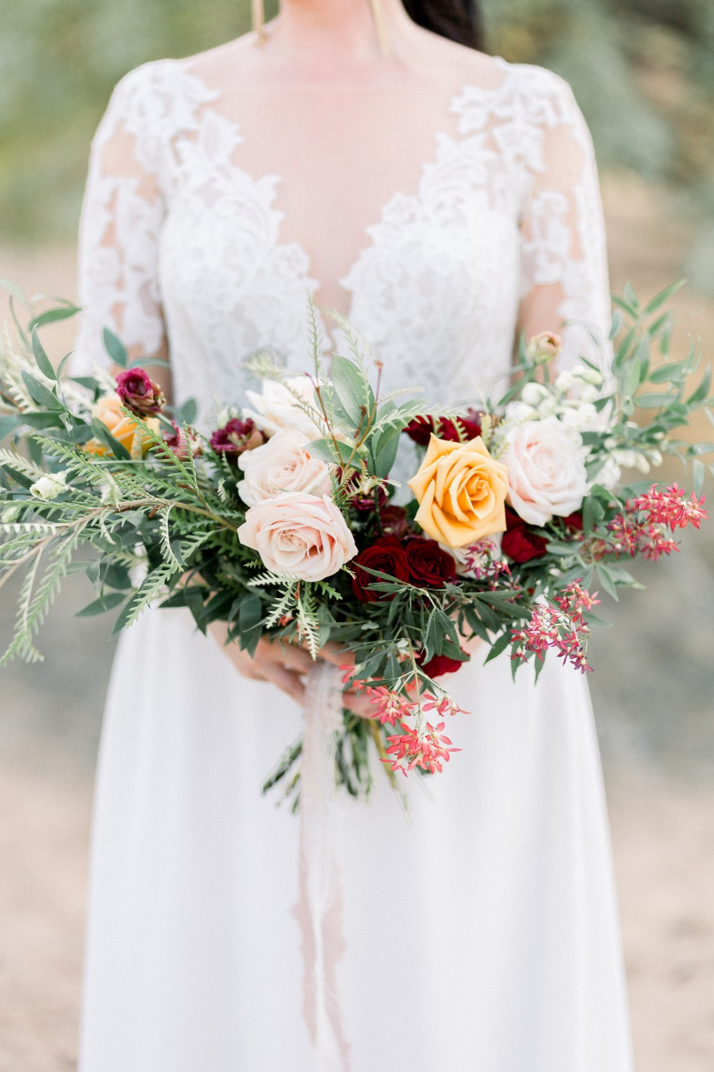 Loving this spring bouquet!!!!