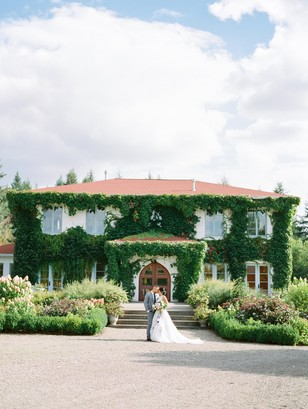 Monet Vineyard wedding venue