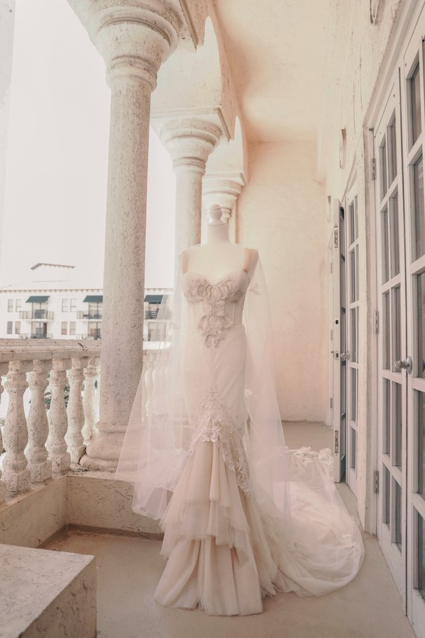 gorgeous Inbal Dror wedding dress