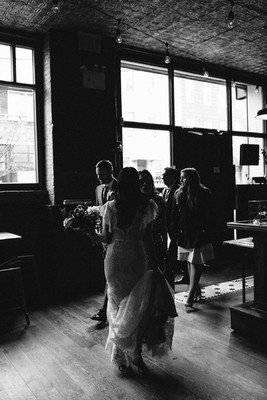 How To Have A Modern Speakeasy Style Wedding