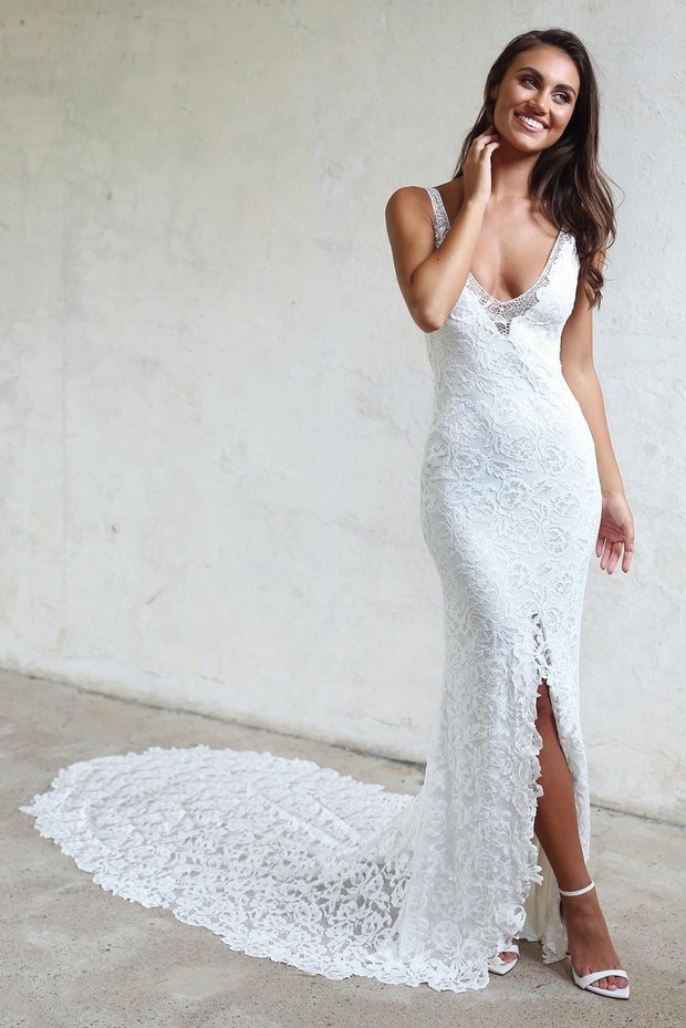 Gia gown from GLL