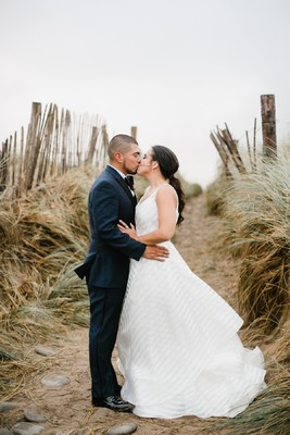 A Romantic Destination Wedding in Ireland With the Cutest Love Story